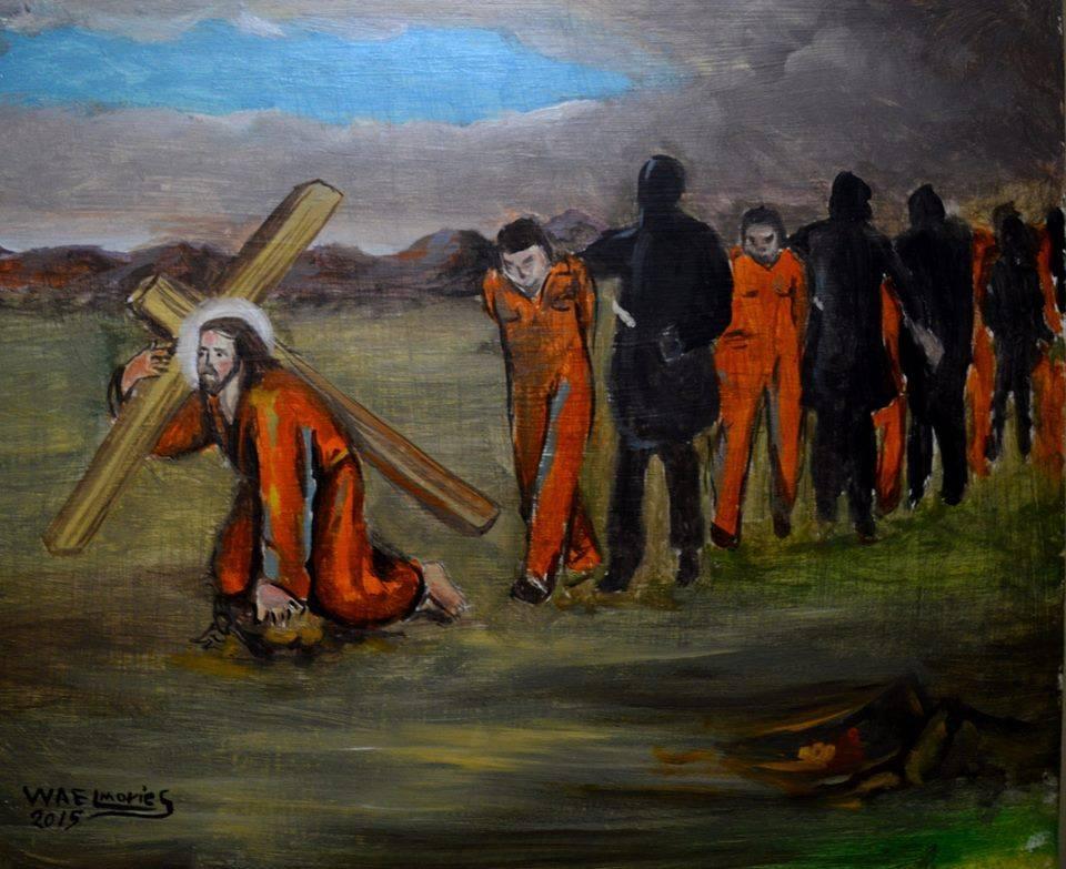 copti libia isis