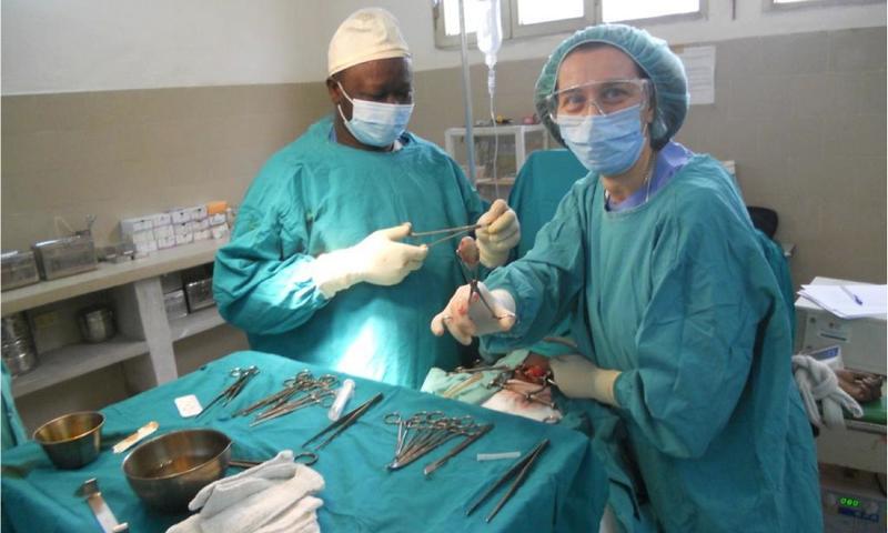 Tela fragile: il velo africano di una veronica comboniana