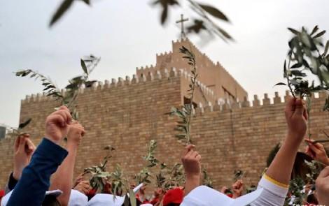 Le Palme dei cristiani iracheni perseguitati