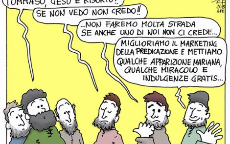 Tommaso e il marketing