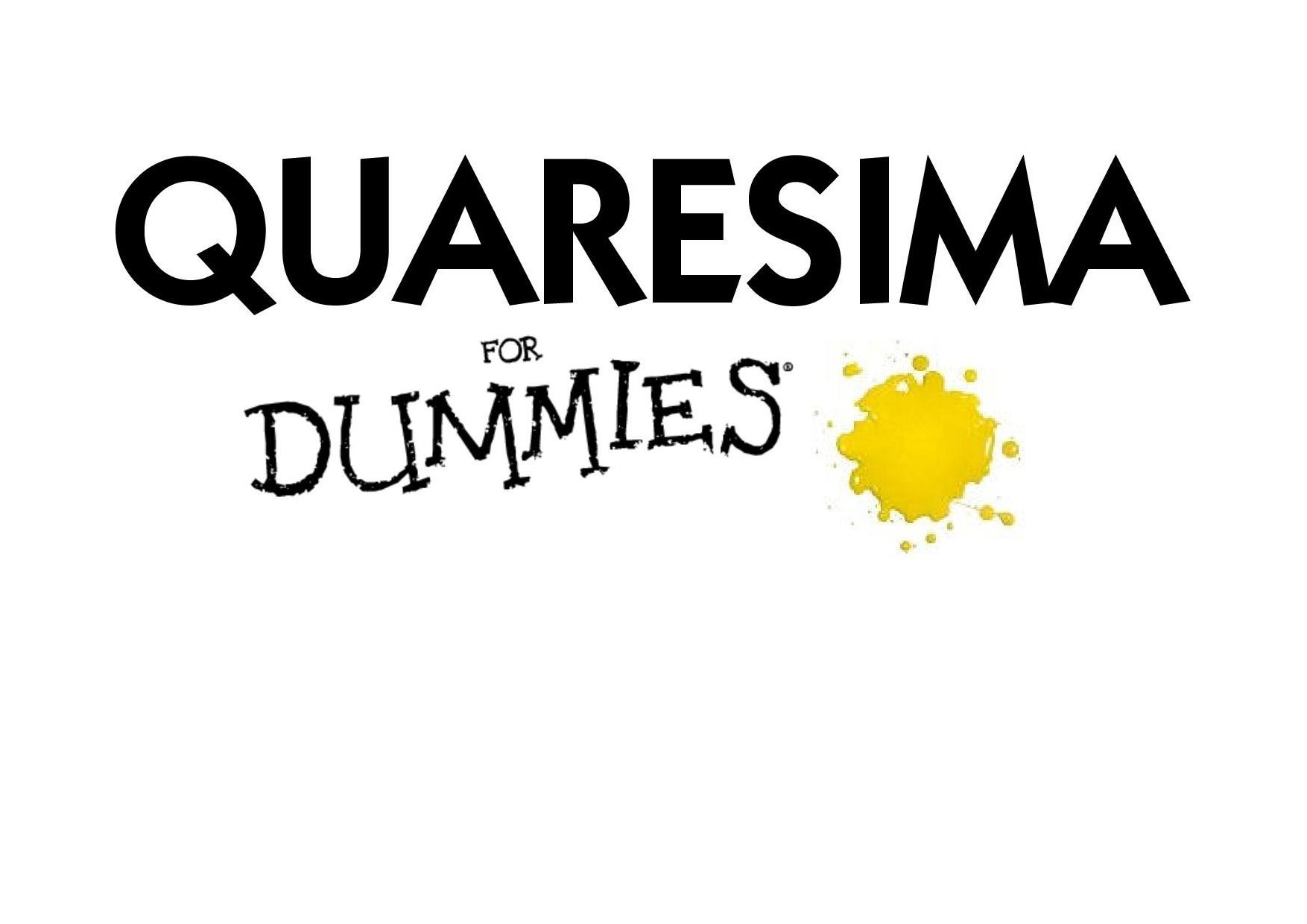 3  che cosa significa la parola quaresima