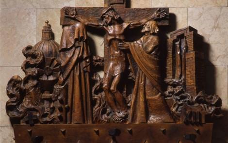 Via crucis della settimana / IV