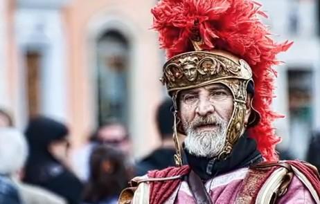 Il centurione della crocifissione – #testeocroci