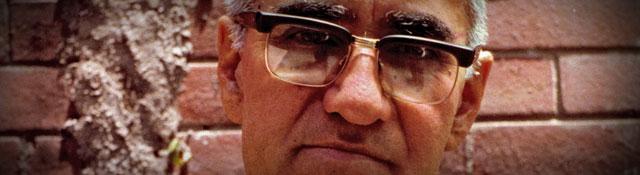 Con Romero davanti al sepolcro silenzioso