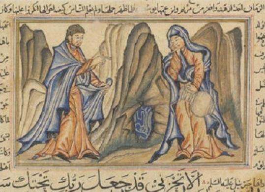 Un parallelo per la Resurrezione di Gesù nel Corano?