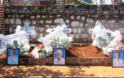 La «tomba nuova» del Sabato Santo: un sepolcro in Africa